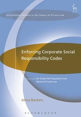 Enforcing Corporate Social Responsibility Codes (BOK)