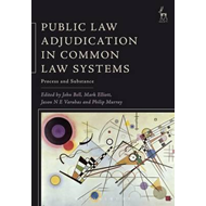 Public Law Adjudication in Common Law Systems (BOK)