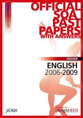 English Higher SQA Past Papers (BOK)