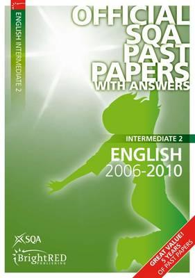 English Intermediate 2 SQA Past Papers (BOK)