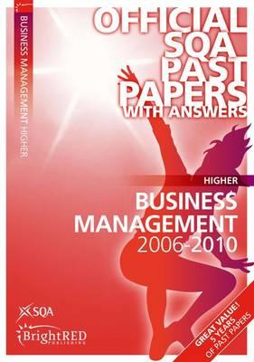 Business Management Higher SQA Past Papers (BOK)