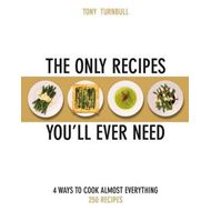 Only Recipes You'll Ever Need (BOK)