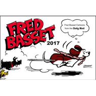 Fred Basset Yearbook 2017 (BOK)