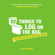 52 Things to Log on the Bog (BOK)