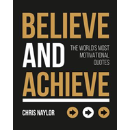 Produktbilde for Believe and Achieve (BOK)