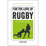 For the Love of Rugby (BOK)