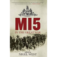 Mi5 in the Great War (BOK)