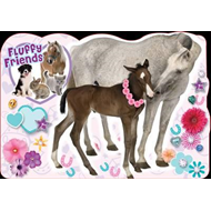 Pretty Pony: A Fluffy Friends Story Book (BOK)