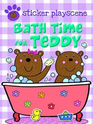 Bath Time For Teddy (BOK)