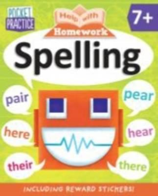 Help with Homework - Pocket Practice: Spelling (BOK)