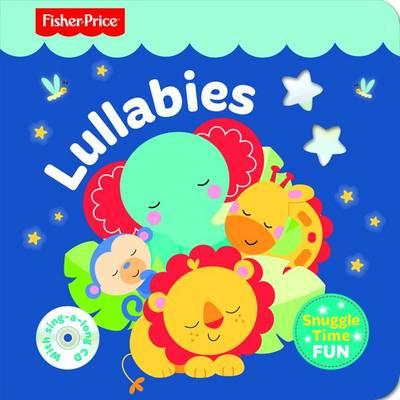 Fisher Price Bedtime Lullabies with CD (BOK)