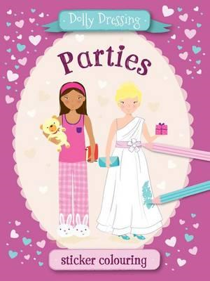 Dolly Dressing: Parties (BOK)