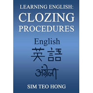 Learning English: Clozing Procedures (BOK)