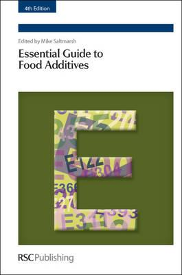 Essential Guide to Food Additives (BOK)