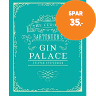 Produktbilde for The Curious Bartender's Gin Palace (BOK)