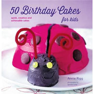 50 Birthday Cakes for Kids (BOK)