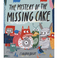 Mystery of the Missing Cake (BOK)