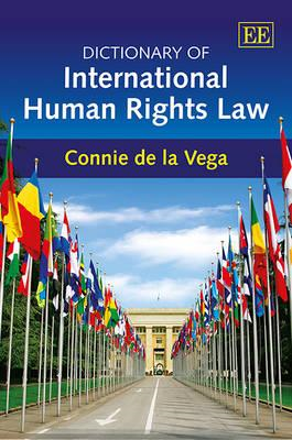 Dictionary of International Human Rights Law (BOK)