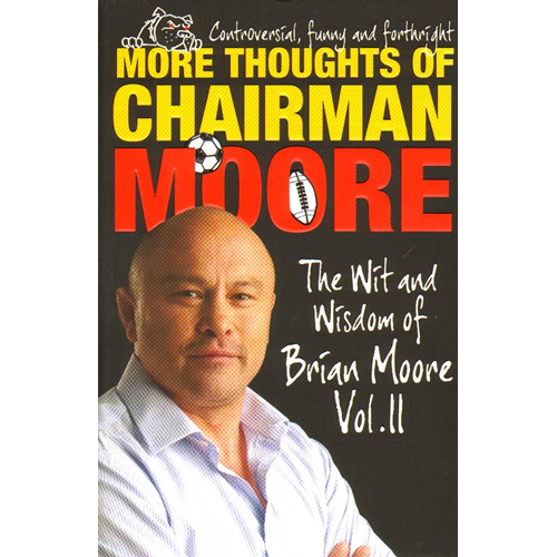 More Thoughts of Chairman Moore (BOK)