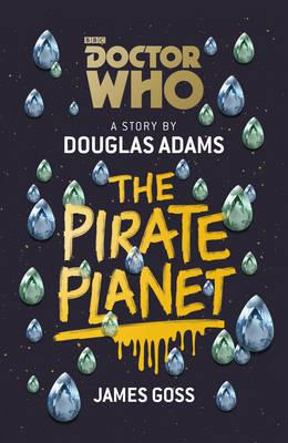 Doctor Who: The Pirate Planet (BOK)