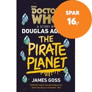 Produktbilde for Doctor Who: The Pirate Planet (BOK)