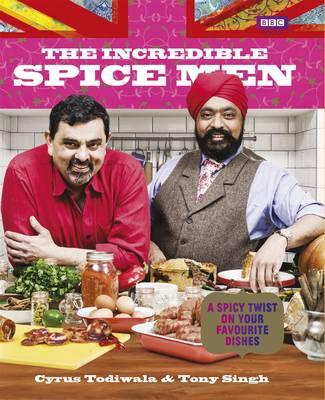 Incredible Spice Men (BOK)
