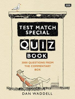 Test Match Special Quiz Book (BOK)