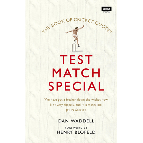 Test Match Special Book of Cricket Quotes (BOK)