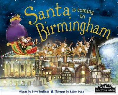 Santa is Coming to Birmingham (BOK)