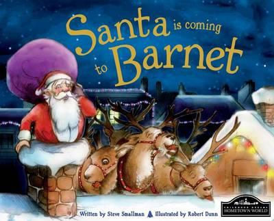 Santa is Coming to Barnet (BOK)