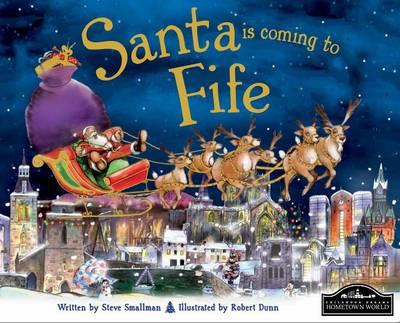 Santa is Coming to Fife (BOK)
