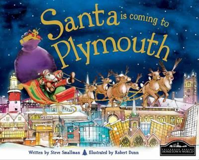 Santa is Coming to Plymouth (BOK)