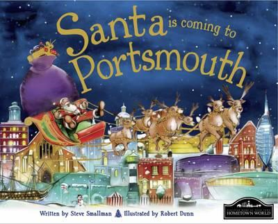Santa is Coming to Portsmouth (BOK)