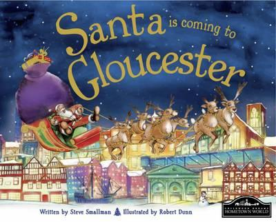 Santa is Coming to Gloucester (BOK)