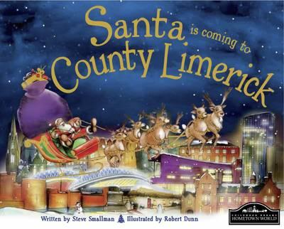 Santa is Coming to County Limerick (BOK)