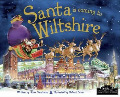 Santa is Coming to Wiltshire (BOK)