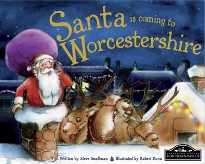 Santa is Coming to Worcestershire (BOK)