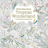Produktbilde for Millie Marotta's Tropical Wonderland (BOK)