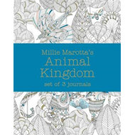 Millie Marotta's Animal Kingdom Journal Set (BOK)