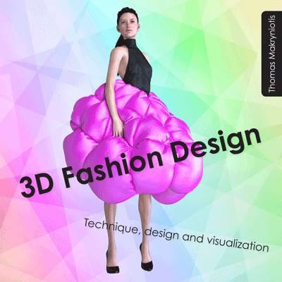3D Fashion Design (BOK)