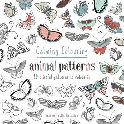 Calming Colouring Animal Patterns (BOK)