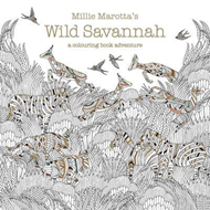 Produktbilde for Millie Marotta's Wild Savannah (BOK)