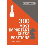 Produktbilde for 300 Most Important Chess Positions (BOK)