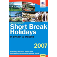 Recommended Short Break Holidays in Britain (BOK)