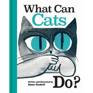 What Can Cats Do? (BOK)