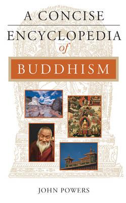 Concise Encyclopedia of Buddhism (BOK)