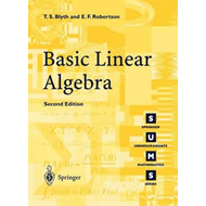 Basic Linear Algebra (BOK)