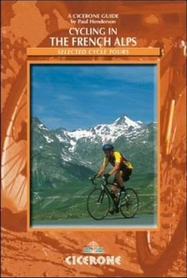 Cycling in the French Alps (BOK)