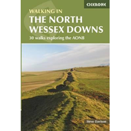 Walking in the North Wessex Downs (BOK)