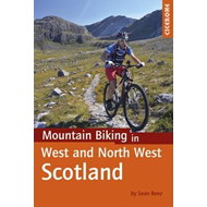 Mountain Biking in West and North West Scotland (BOK)